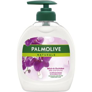Seife Palmolive Naturals Milch & Orchidee
