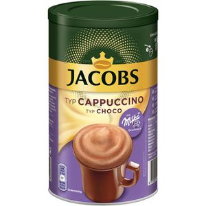 Kaffee Jacobs Cappuccino Milka Choco