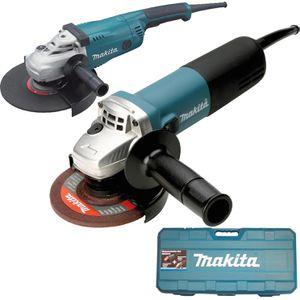 Winkelschleifer Makita DK0052G, 9558NBR + GA9020R