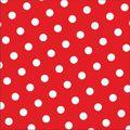 Servietten Papstar 82756 Dots, rot