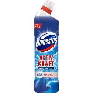 WC-Reiniger Domestos Aktiv Kraft Power WC Gel