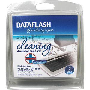 EDV-Reiniger Dataflash desinfizierend, 3-teilig