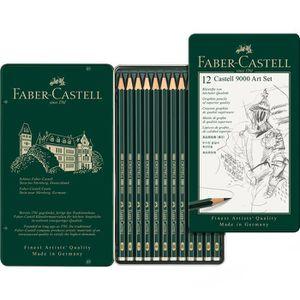 Bleistift Faber-Castell 9000 Art Set, 119065