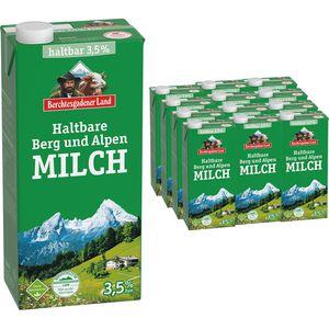 Milch Berchtesgadener Land H-Milch 3,5% Fett