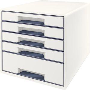 Schubladenbox Leitz 5214-20-01, WOW Cube, A4