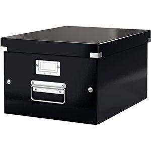 Aufbewahrungsbox Leitz 6044-00-95 Click&Store, 21L