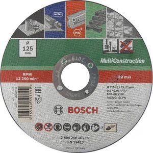 Trennscheibe Bosch Multi Construction, für Metall