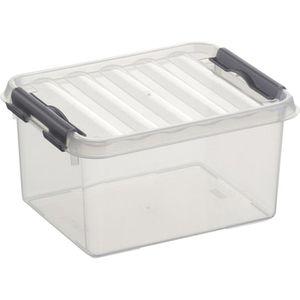 Aufbewahrungsbox Sunware Q-Line Box 78000609, 2L