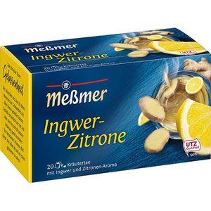 Tee Meßmer Ingwer-Zitrone