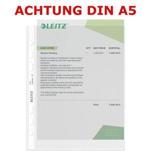 Prospekthüllen Leitz 4775-00-02 Standard, A5