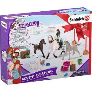 Adventskalender Schleich Horse Club 2021