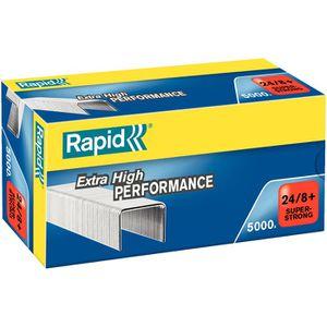 Heftklammern Rapid 24860100, 24/8+ Super Strong