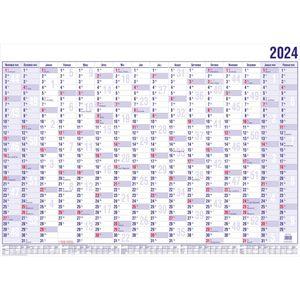 Plakatkalender Güss-Verlag 16000, Jahr 2022