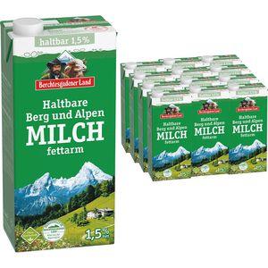 Milch Berchtesgadener Land H-Milch 1,5% Fett