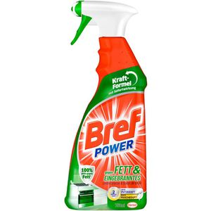 Fettlöser Bref Power Spray mit Kraftformel