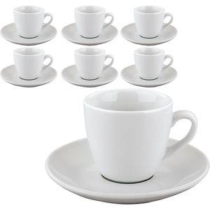 Espressotassen Esmeyer Bistro weiß