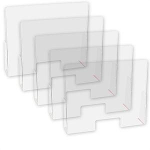 Spuckschutz Exacompta Exascreen 80458D, Acrylglas