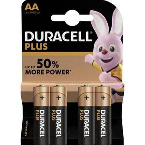 Batterien Duracell Plus, AA