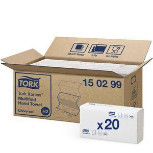 Papierhandtücher Tork Xpress Universal, 150299, H2