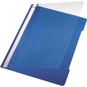 Schnellhefter Leitz 4191-00-35, A4, blau