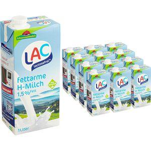 Milch LAC laktosefreie H-Milch 1,5% Fett