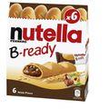 Waffeln Nutella B-ready