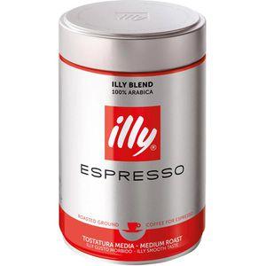 Kaffee Illy Espresso Classico, normale Röstung