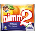 Fruchtbonbons Nimm2 Orange und Zitrone