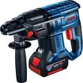 Zusatzbild Bohrhammer Bosch GBH 18V-21 Professional, SDS+