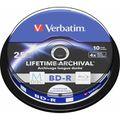 Blu-ray Verbatim 43825, 25GB, 4-fach