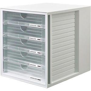 Schubladenbox Han 1450-63, Systembox, A4