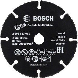 Trennscheibe Bosch Carbide Multi Wheel, 2608623011