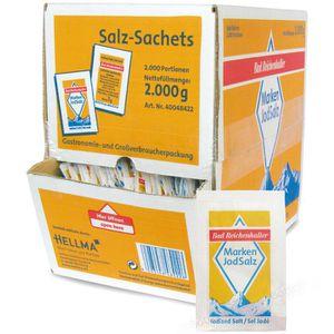 Salz Bad-Reichenhaller Alpen Jodsalz-Sachets
