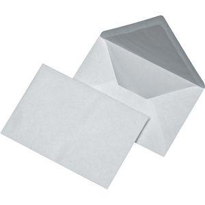 Briefumschläge Mailmedia DIN B6, weiß