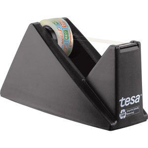 Klebefilmabroller Tesa 59327, schwarz