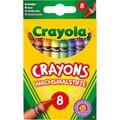 Wachsmalstifte Crayola 02.0008