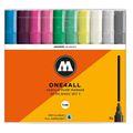 Acrylmarker Molotow One4All 227HS, Basic-Set 3