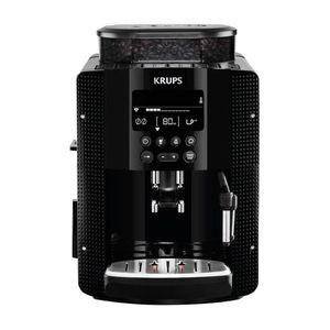 Kaffeevollautomat Krups EA 8150, schwarz