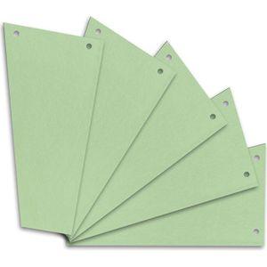 Trennstreifen Herlitz 10838225, Trapez, grün