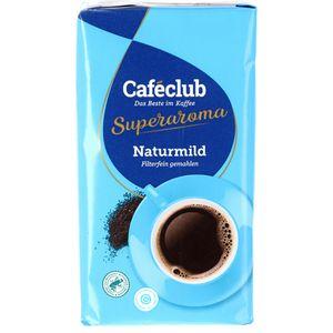 Kaffee Cafeclub Filterfein Naturmild
