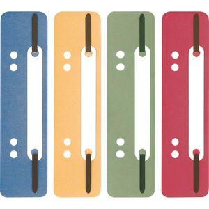 Heftstreifen Wekre 34 x 150mm, farbig sortiert