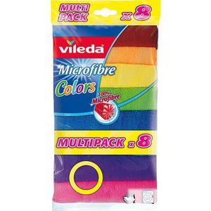 Allzwecktuch Vileda Multi Pack Colors XXL 148394