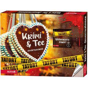 Adventskalender Roth 80295 Krimi & Tee