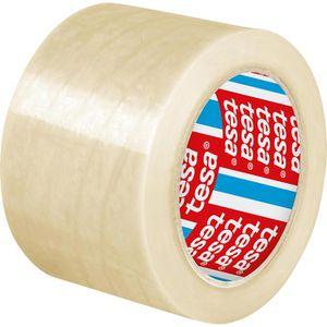 Packband Tesa 4124 tesapack, PVC, transparent