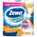 Küchenrollen Zewa Wisch & Weg extra lang, 2-lagig