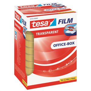 Klebeband Tesa 57372, Tesafilm, 15mm x 66m
