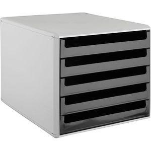 Schubladenbox Böttcher-AG A4, Recycling-Kunststoff