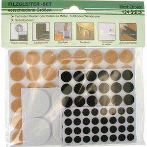 Filzgleiter Best-Choice Ø 10 bis 39mm