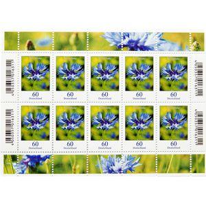 Briefmarke DeutschePost Markenset, Postkarte