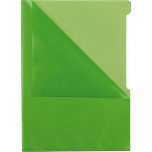 Sichthüllen Durable 2337-05, grün, A4